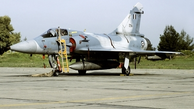 Photo ID 55252 by Carl Brent. Greece Air Force Dassault Mirage 2000EG, 236