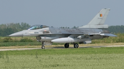 Photo ID 55310 by Jason Grant. Belgium Air Force General Dynamics F 16AM Fighting Falcon, FA 107