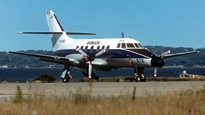 Photo ID 55455 by Carl Brent. Uruguay Navy Handley Page HP 137 Jetstream T2, 876