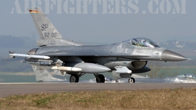 Photo ID 6903 by Roel Reijne. USA Air Force General Dynamics F 16C Fighting Falcon, 91 0416