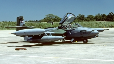Photo ID 55440 by Carl Brent. Uruguay Air Force Cessna OA 37B Dragonfly, 278