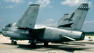 Photo ID 55392 by David F. Brown. USA Navy LTV Aerospace A 7E Corsair II, 159285
