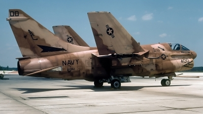 Photo ID 55393 by David F. Brown. USA Navy LTV Aerospace A 7E Corsair II, 160552