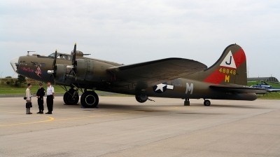 Photo ID 55657 by Alex Staruszkiewicz. Private Private Boeing B 17G Flying Fortress 299P, F AZDX
