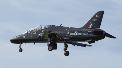 Photo ID 56075 by Mike Griffiths. UK Air Force British Aerospace Hawk T 1A, XX187