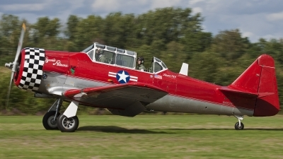 Photo ID 55720 by Tim Van den Boer. Private Private North American AT 6G Texan, N4109C