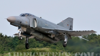 Photo ID 6960 by Rainer Mueller. Germany Air Force McDonnell Douglas F 4F Phantom II, 38 44