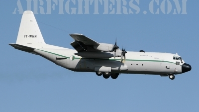 Photo ID 6961 by Jason French. Algeria Air Force Lockheed C 130H 30 Hercules, 7T WHN