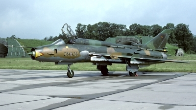 Photo ID 55984 by Carl Brent. Germany Air Force Sukhoi Su 22M4 Fitter K, 25 29
