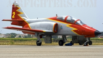 Photo ID 6997 by Roberto Bianchi. Spain Air Force CASA C 101EB Aviojet, E 25 86