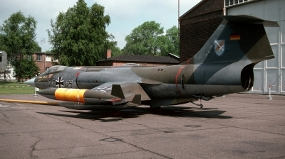 Photo ID 56109 by Alex Staruszkiewicz. Germany Air Force Lockheed F 104G Starfighter, 20 45