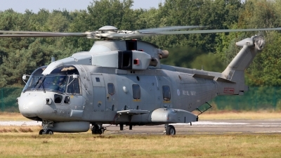 Photo ID 56327 by Mario Boeren. UK Navy AgustaWestland EH 101 Merlin HM1 Mk111, ZH838
