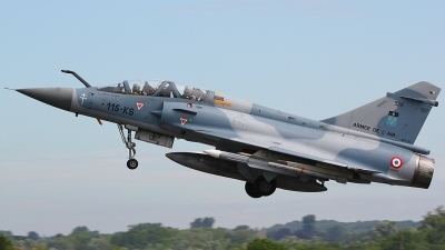 Photo ID 56354 by Marco Casaleiro. France Air Force Dassault Mirage 2000B, 528