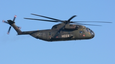 Photo ID 56397 by Klemens Hoevel. Germany Army Sikorsky CH 53G S 65, 84 13