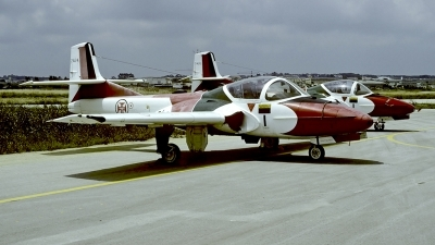 Photo ID 56578 by Carl Brent. Portugal Air Force Cessna T 37C Tweety Bird 318C, 2424