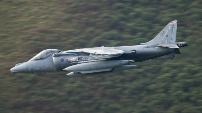 Photo ID 56741 by Paul Massey. UK Air Force British Aerospace Harrier GR9, ZD402