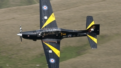 Photo ID 56735 by Paul Massey. UK Air Force Short Tucano T1, ZF269