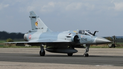 Photo ID 56860 by Peter Emmert. France Air Force Dassault Mirage 2000C, 101