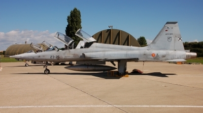 Photo ID 56916 by Alex Staruszkiewicz. Spain Air Force Northrop SF 5B Freedom Fighter, AE 9 005