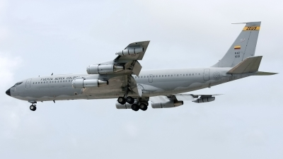 Photo ID 57014 by Hector Rivera - Puerto Rico Spotter. Colombia Air Force Boeing 707 373C KC, FAC1201
