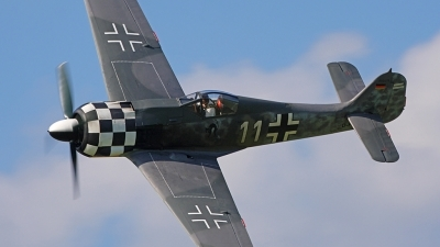 Photo ID 57144 by Mick Balter - mbaviation-images. Private Private Flug Werk FW 190A 8 N, D FMFW