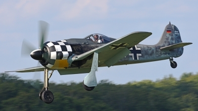 Photo ID 57143 by Mick Balter - mbaviation-images. Private Private Flug Werk FW 190A 8 N, D FMFW