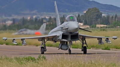 Photo ID 57054 by Mick Balter - mbaviation-images. Italy Air Force Eurofighter F 2000A Typhoon EF 2000S, MM7294