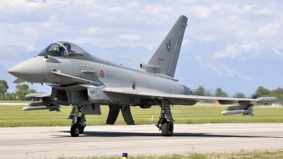 Photo ID 57082 by Bart Hoekstra. Italy Air Force Eurofighter F 2000A Typhoon EF 2000, MM7291