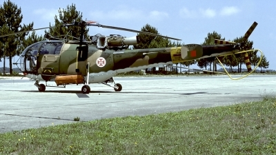 Photo ID 57149 by Carl Brent. Portugal Air Force Sud Aviation SE 3160 Alouette III, 9304