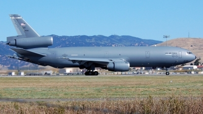Photo ID 57546 by Gail Richard Snyder, III. USA Air Force McDonnell Douglas KC 10A Extender DC 10 30CF, 84 0189