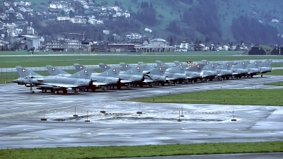 Photo ID 57323 by Carl Brent. Switzerland Air Force Dassault Mirage IIIS, J 2331