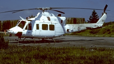 Photo ID 57427 by Carl Brent. Norway Air Force Bell 412 HP, 164
