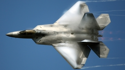 Photo ID 57441 by David F. Brown. USA Air Force Lockheed Martin F 22A Raptor, 04 4071