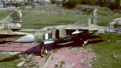 Photo ID 57599 by Carl Brent. Germany Air Force Mikoyan Gurevich MiG 23MF, 20 05