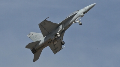 Photo ID 57679 by Steve Burke. USA Navy Boeing F A 18F Super Hornet, 165877
