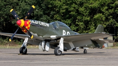 Photo ID 57661 by Mario Boeren. Private Scandinavian Historic Flight North American P 51D Mustang, N167F