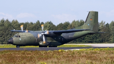 Photo ID 57675 by Koen Leuvering. Germany Air Force Transall C 160D, 50 29
