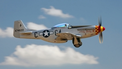 Photo ID 58051 by Chris Albutt. Private Private North American P 51D Mustang, F AZSB