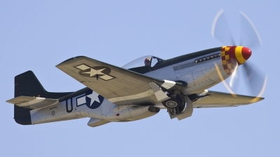 Photo ID 57746 by David Atkinson. Private Planes of Fame Air Museum North American P 51D Mustang, NL7715C