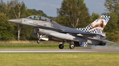 Photo ID 57782 by Andreas Zeitler - Flying-Wings. Belgium Air Force General Dynamics F 16BM Fighting Falcon, FB 18