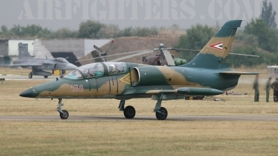 Photo ID 7213 by Karl Drage. Hungary Air Force Aero L 39ZO Albatros, 136