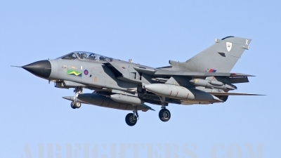 Photo ID 7221 by Gordon Zammit. UK Air Force Panavia Tornado GR4, ZE116