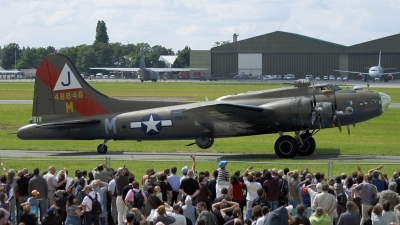Photo ID 58133 by Richard Sanchez Gibelin. Private Private Boeing B 17G Flying Fortress 299P, F AZDX