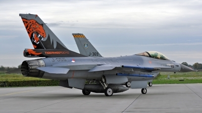 Photo ID 58347 by Eric Tammer. Netherlands Air Force General Dynamics F 16AM Fighting Falcon, J 055