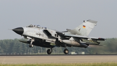 Photo ID 58406 by Peter Emmert. Germany Air Force Panavia Tornado ECR, 46 52