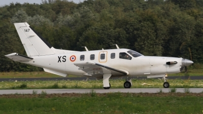 Photo ID 58769 by Philipp Jakob Schumacher. France Air Force Socata TBM 700A, 147