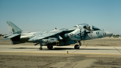 Photo ID 58428 by David F. Brown. USA Marines McDonnell Douglas AV 8B Harrier II, 163426