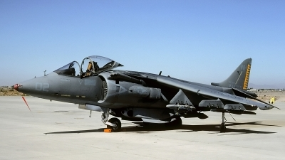 Photo ID 58429 by David F. Brown. USA Marines McDonnell Douglas AV 8B Harrier II, 163201