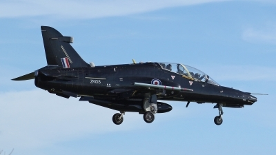 Photo ID 59035 by Mike Griffiths. UK Air Force BAE Systems Hawk T2, ZK015