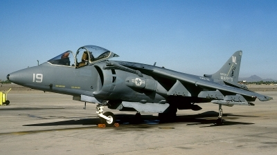 Photo ID 58448 by David F. Brown. USA Marines McDonnell Douglas AV 8B Harrier II, 163684